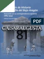 Boletin Geografia e Historia Bajo Aragon