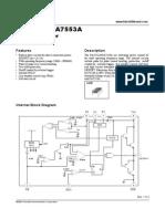 KA7552A Power Supply Utech