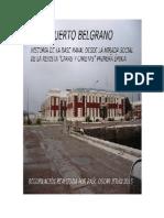 Puerto Belgrano. Historia de la Base Naval desde la mirada social de Caras y Caretas.