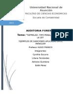 Auditoria Forense Tp