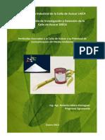 Herbicidas Asociados Al Caña de Azucar y Su Potencial de Contaminación en El Medio Ambiente_1501114922