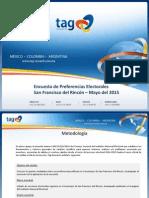 Encuesta de Preferencias San Francisco Del Rincon Mayo 2015 (2)