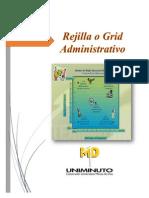 Grid Gerencial o Rejilla Administrativa