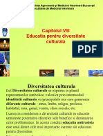 Educatia pentru diversitate culturala.ppt