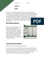 Comparación de PLC