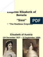 Empress Elisabeth of Bavaria