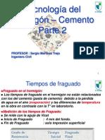 UTEM 2014 Clase 2 Cemento Parte 2