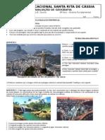 Avaliação Brasil - Paisagem e Setores Da Economia