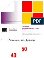 Marketing Relacional y Redes Sociales