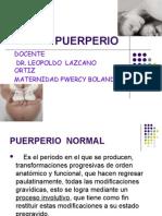 Puerperio TEORIA LOL