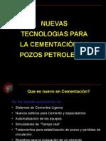 Tecnologías  Cementación de Pozos Petroleros.ppt