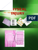 Physeal Injury