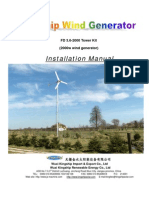 2kw Installation Manual