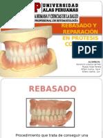 REBASADO Y REPARACIÓN en proteisis completa.pptx