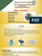 Virus y Viriones