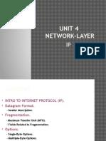 UNIT 4 IPv4
