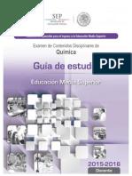 Guia de Estudio QUIMICA OPOSICIÓN