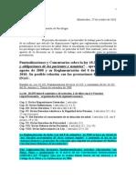 Ley 18.335 y Reglamentación ANÁLISIS