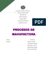 99439582 Procesos de Manufactura