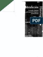 Pulgarín-Metaficción Historiográfica