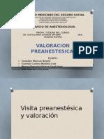 Valoracion preanestesica