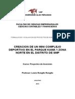 Proyecto Inversion Publica - Smp - Kama1