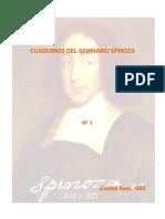 Cuadernos Del Seminario Spinoza -1- Libertad y Comunidad en Espinosa