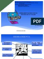 HERRAMIENTAS MECÁNICAS, Thaiz y Moises