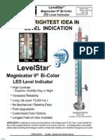 M100.120 LED Flag Bulletin