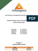 ATPS - Algebra