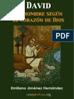 David Un Hombre Segun El Corazon de Dios - Emiliano Jimenez Hernandez