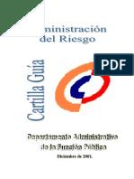 Administracion Del Riesgo MUY BUENO