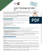 Ficha Paciente Tetralogia Fallot