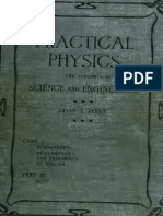 Practical Physics for Students of Science and Engineering 1903