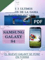 Todos Los Modelos de La Gama Samsung Galaxy