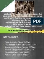 Presentación Historia de la Poliomielitis en Costa Rica