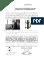 Cuestionario de Fisica n 2 (calorimetria y dilatacion)