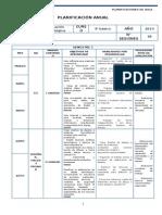 Planificacion de tecnologiapara 4º Basico