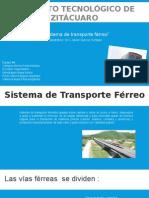 TRANSPORTE-FÉRREO