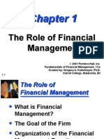 The role of financial management.ppt