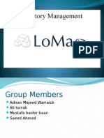 LOmag Inventory management presentation