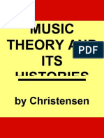 Christensen - Music Theory and Its Histories