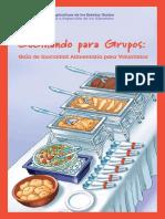 Cocinando en Grupos