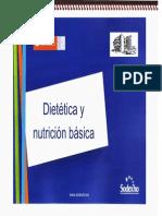 Aaaa5pi - DIETETICA y NUTRICION - Dietética y Nutrición Básica