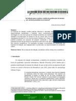 Dos manuais de redação para a prática