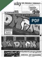 Bomber.graffiti.magazine.issue.12. .B W. Lunatix