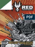 Code.red.Magazine.moscow.graffiti.issue.01. .2005. Writersbench
