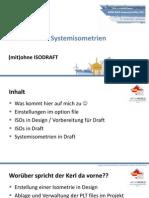 AVEVA Presentation Iso-SystemIso DACH 2013