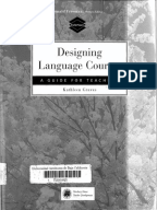 syllabus designing review of literature Syllabus design in teaching literature mahdi shafieyan1 imam sadiq university abstract there has always been a chasm between the two branches of english language as a major.