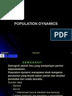 Demografi Dan Kependudukan